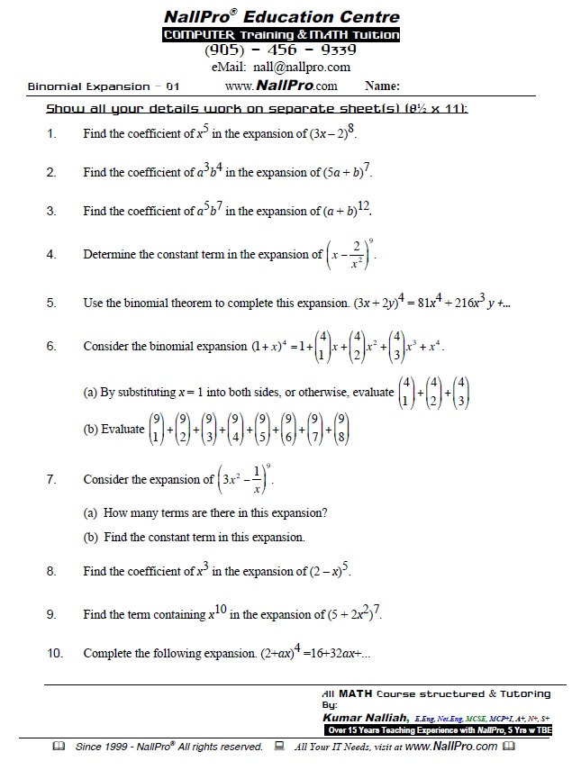 Math For 9th Graders Worksheets french math worksheets – Math Worksheets for 9th Grade